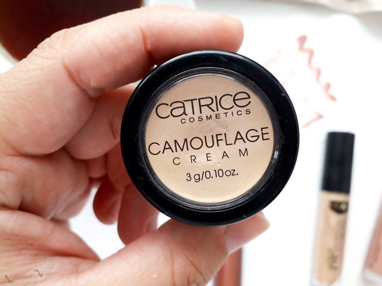 korektor catrice camuflage jaki odcien wybrac?