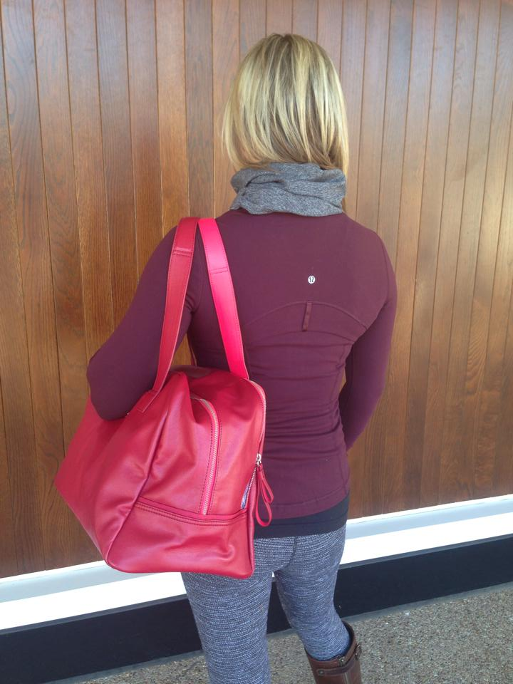 lululemon bordeaux-drama-define jacket