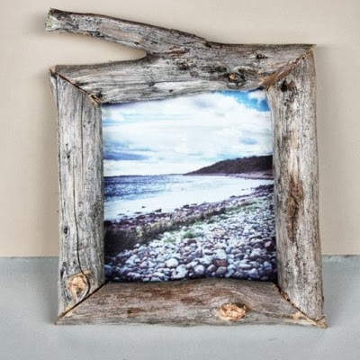 wood picture frame diy