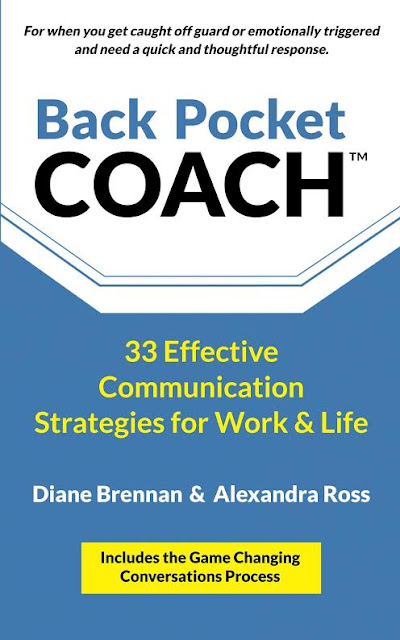 Back Pocket Coach by Diane Brennan and Alexandra Ross (Review, Author Interview & Giveaway!)
