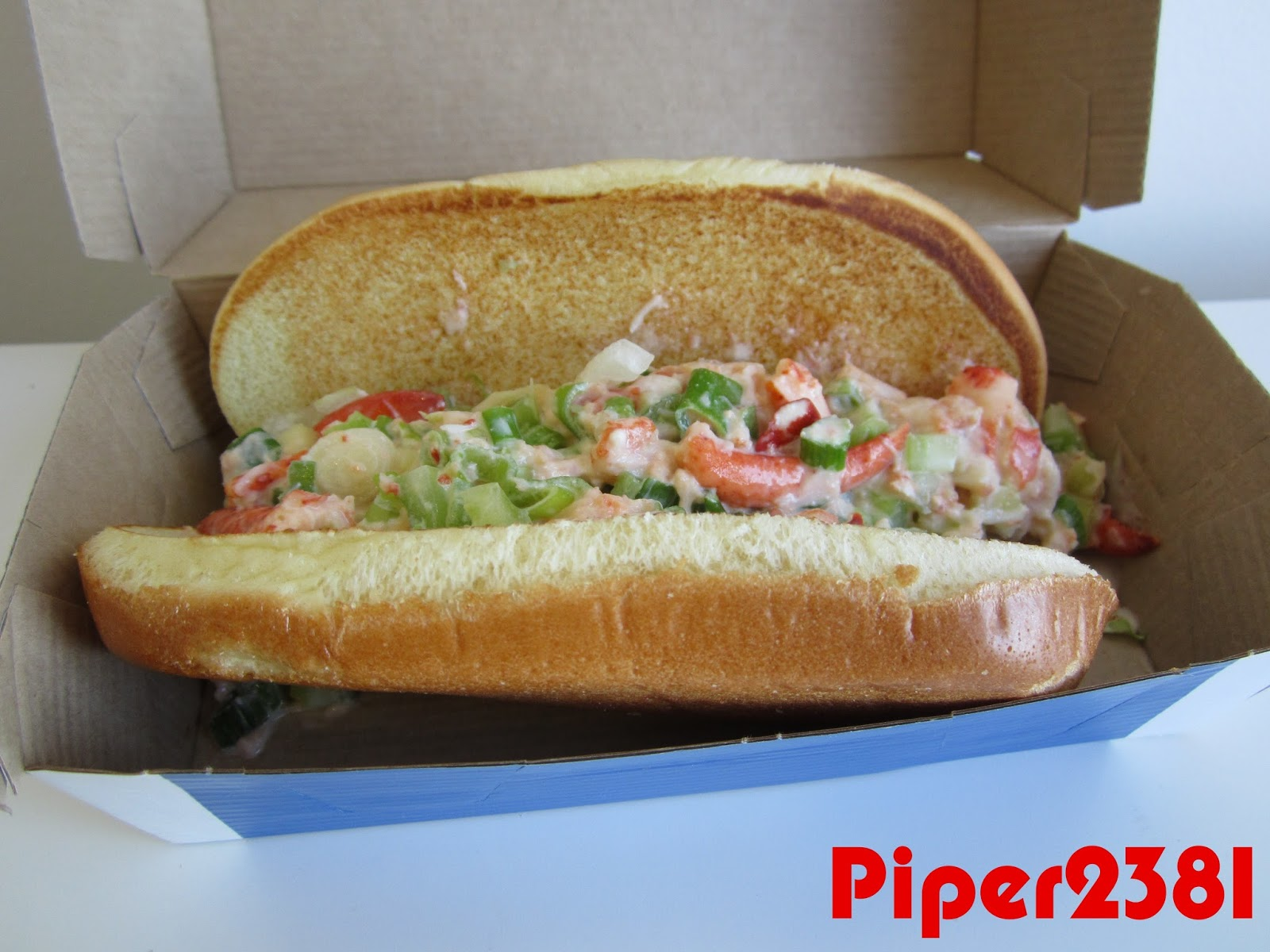 0efe7c6c508 For a limited time McDonalds in Toronto is offering the McLobster. The  sandwich features real pieces of lobster with mayo