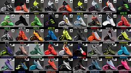 Update Sepatu PES 2013 Terbaru 2016