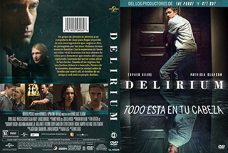 Delirium - Cover DVD - by Caratulatina