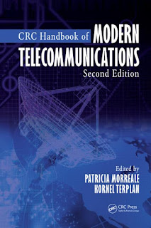 CRC Handbook of Modern Telecommunications