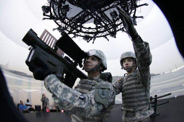Στρατιώτες της Εθνοφρουράς εκπαιδεύονται στη χρήση Α/Α πυραύλου Stinger