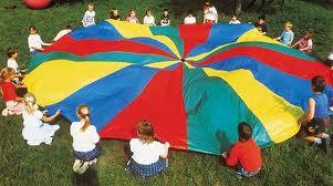 Pro Educational Toys: Parachute Games by Trisha Roberts