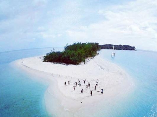 pulau birah birahan wisata banjarmasin