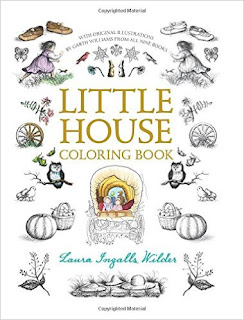 Little House Coloring Book (Little House Merchandise) PDF
