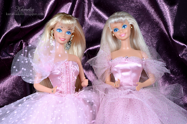 60th anniversary of Barbie Dolls