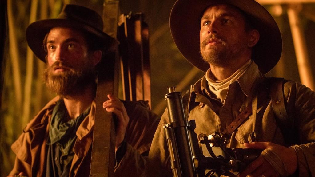Z, LA CIUDAD PERDIDA - pelicula - Charlie Hunnam y Robert Pattinson