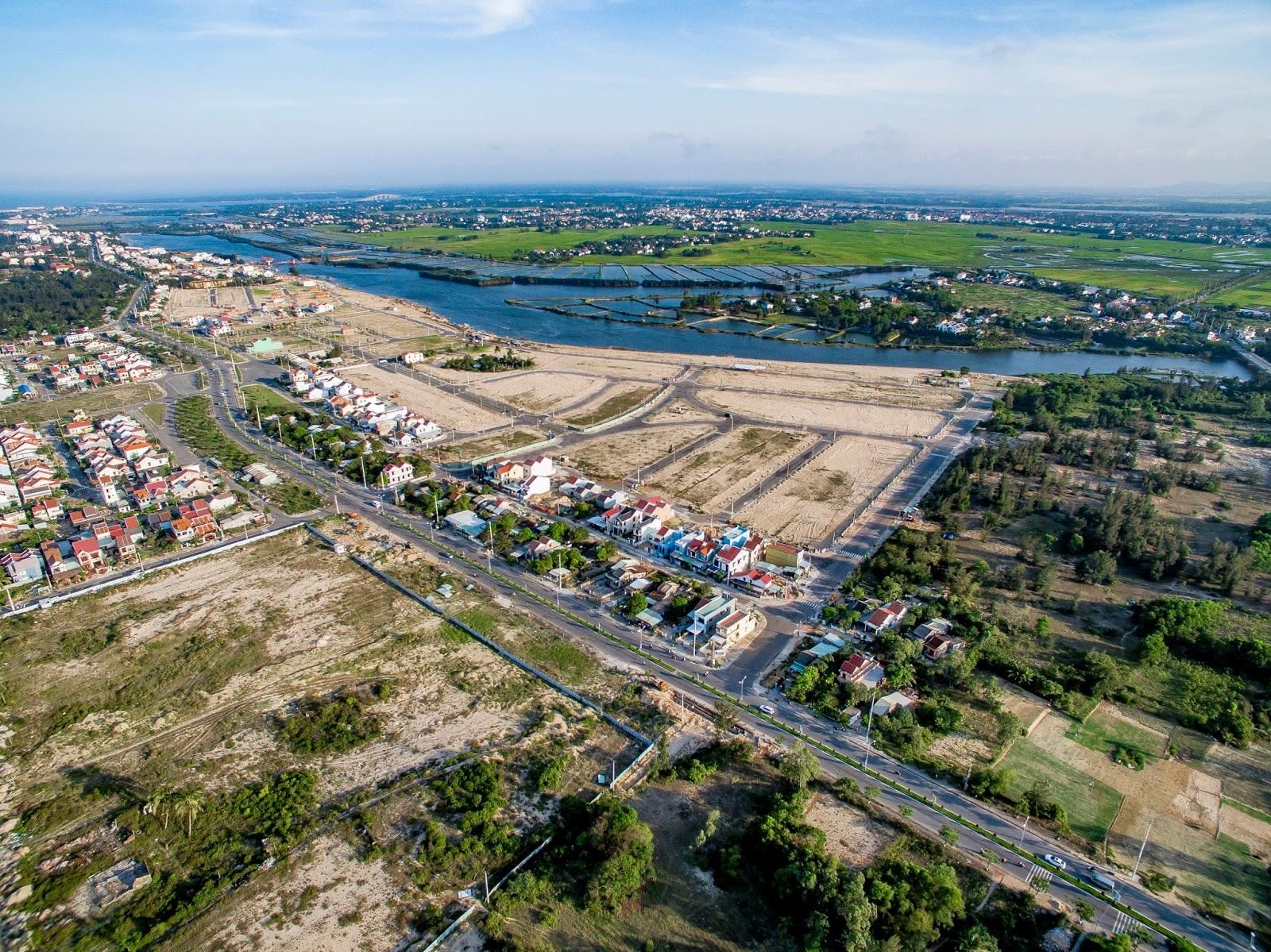 Bán đất nền dự án Hội An Royal Residence tỉnh Quảng Nam