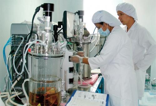 Gỡ khó cho công nghiệp hóa dược