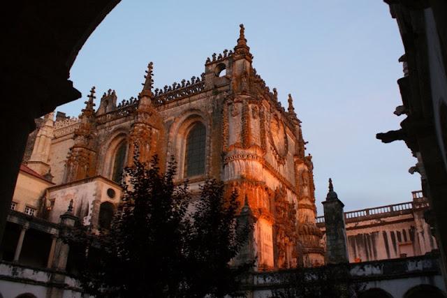 Convento de Cristo em Tomar
