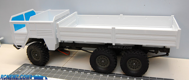 RC4WD Beast 2 assembled body