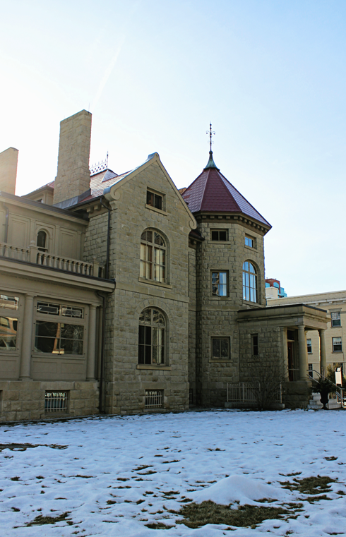 lougheed house calgary alberta
