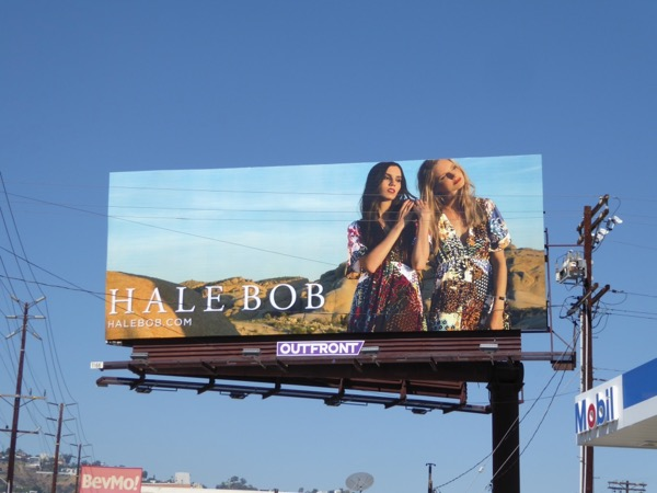 Hale Bob FW17 billboard
