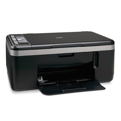 scanner comprehend easily removed as well as replaced HP Deskjet F4180 Driver Downloads