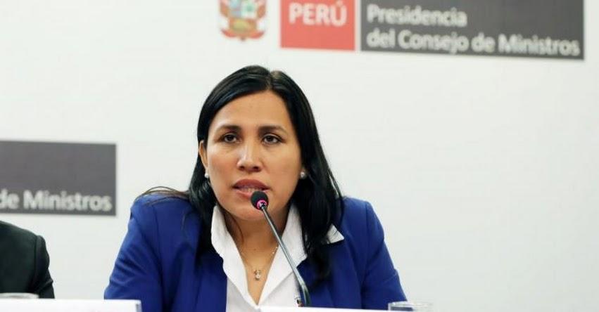 Gobierno destina partida de S/ 37 millones para Beca Traslado, según Decreto de Urgencia aprobado en sesión del Consejo de Ministros