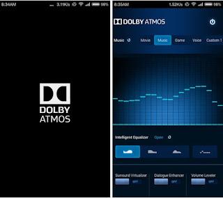 Dolby atmos tanpa root