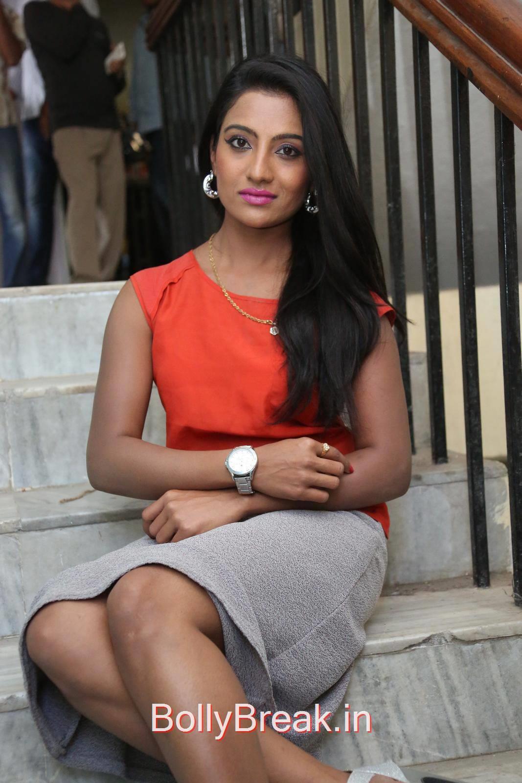 Mamatha Rahuth Stills, Mamatha Rahuth Hot Pics from National Silk Expo Launch