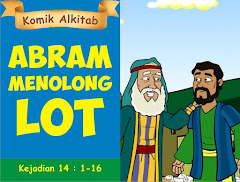 Abram Menolong Lot
