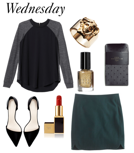 A Week S Worth Of Outfit Inspiration Sydney Loves Fashion