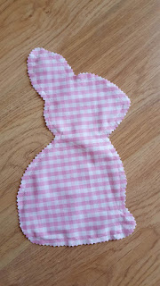 DIY Bunny Softies - with pattern