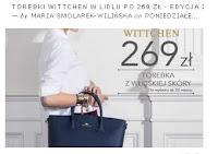 http://marcelka-fashion.blogspot.com/2015/10/torebki-wittchen-w-lidlu-po-269-z.html