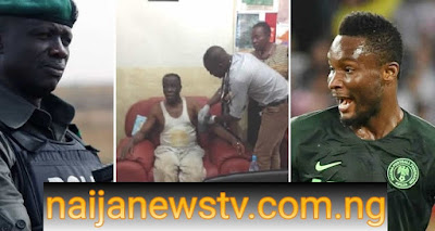 Mikel Obi's Kidnapped Father Rescued