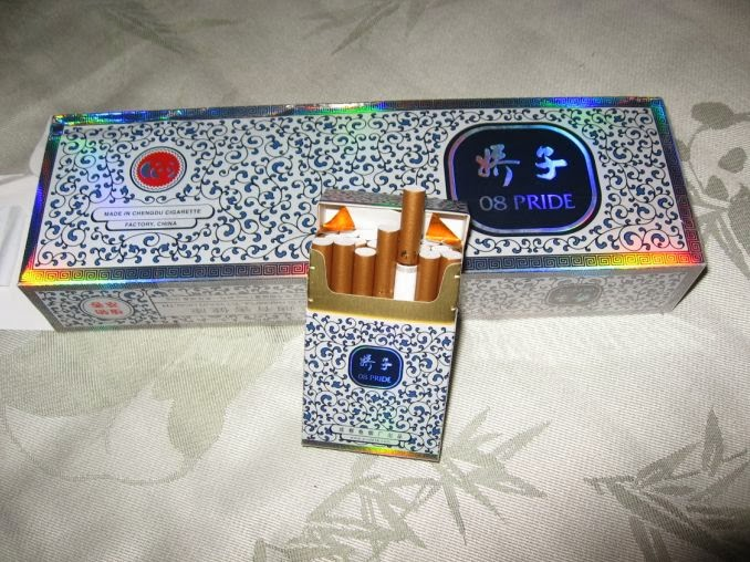 It's All Uncharted: Rainbow Smoke Asian Cigarettes?