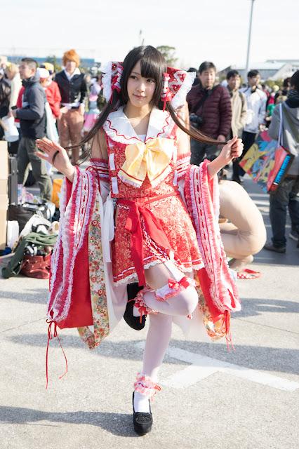 Nekomu Otogi 御伽ねこむ Cosplay コスプレ Pictures 09