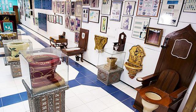 Di seluruh dunia ada banyak museum memperlihatkan kepada kita lebih dari apa yang kita bayang 10 MUSEUM PALING ANEH DI DUNIA