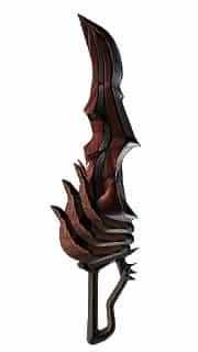 Zehir Kılıcına + Basma Ve Taş Ekleme