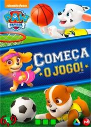 Patrulha Canina Começa o Jogo! Dublado - DVDRip