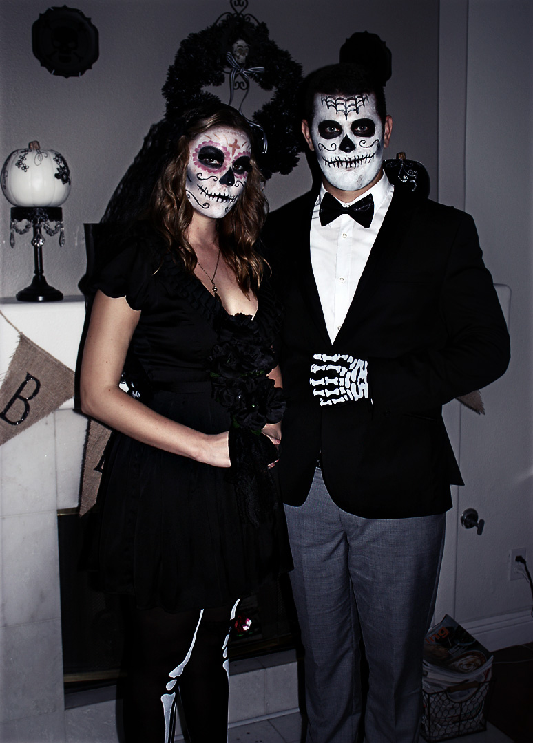 Pictures Of Diy Day Of The Dead Costumes Wwwkidskunstinfo