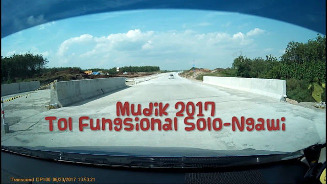 tol fungsional solo ngawi