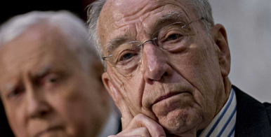 Chuck Grassley's Office: Christine Blasey Ford's Demands In Exchange For Testimony Are 'Non-Starters'