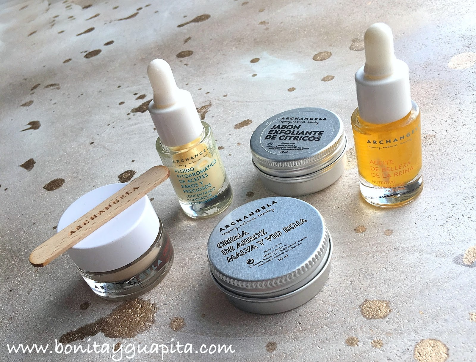 "Archangela ""Summer Travel Set"" 