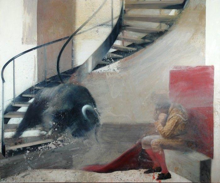 Итальянский художник. Nicola Pucci