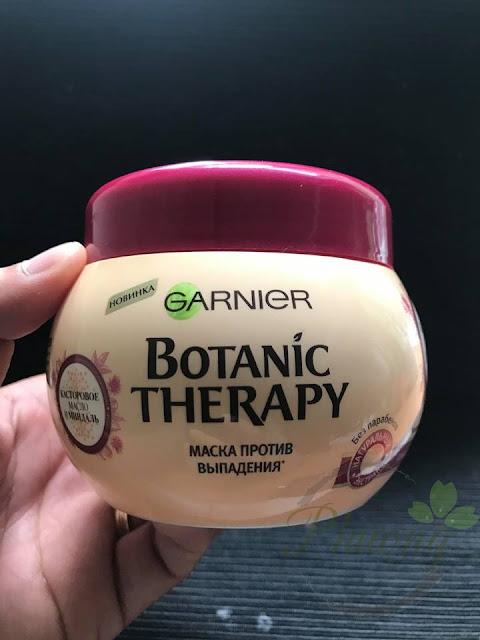 Ủ tóc Garnier BOTERIC THERAPY đặc biệt thích hợp cho tóc yếu, tóc rụng
