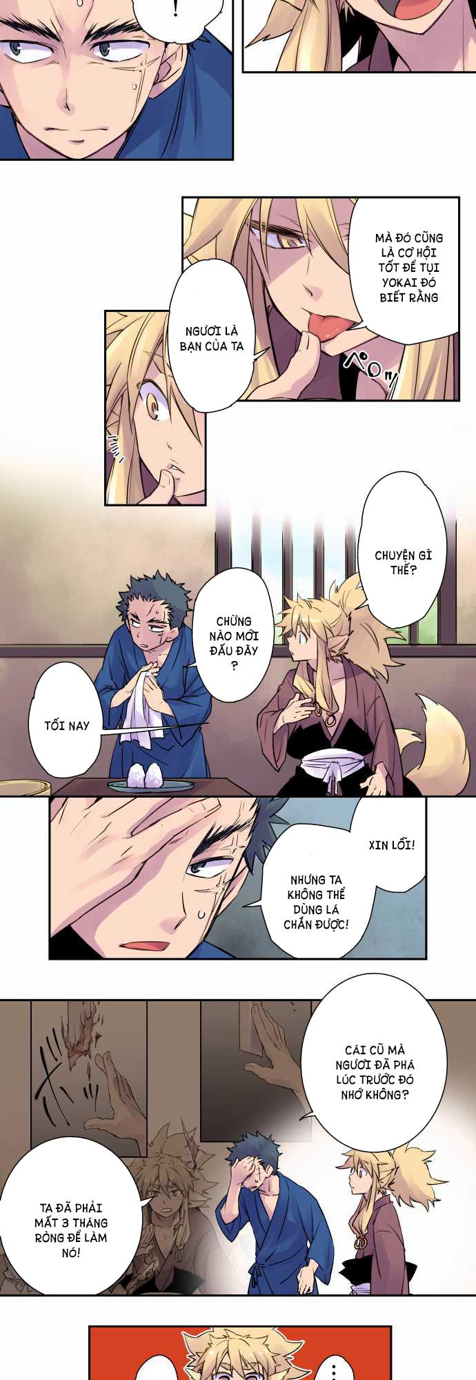 Ake no Tobari - Chương 3 - Pic 7