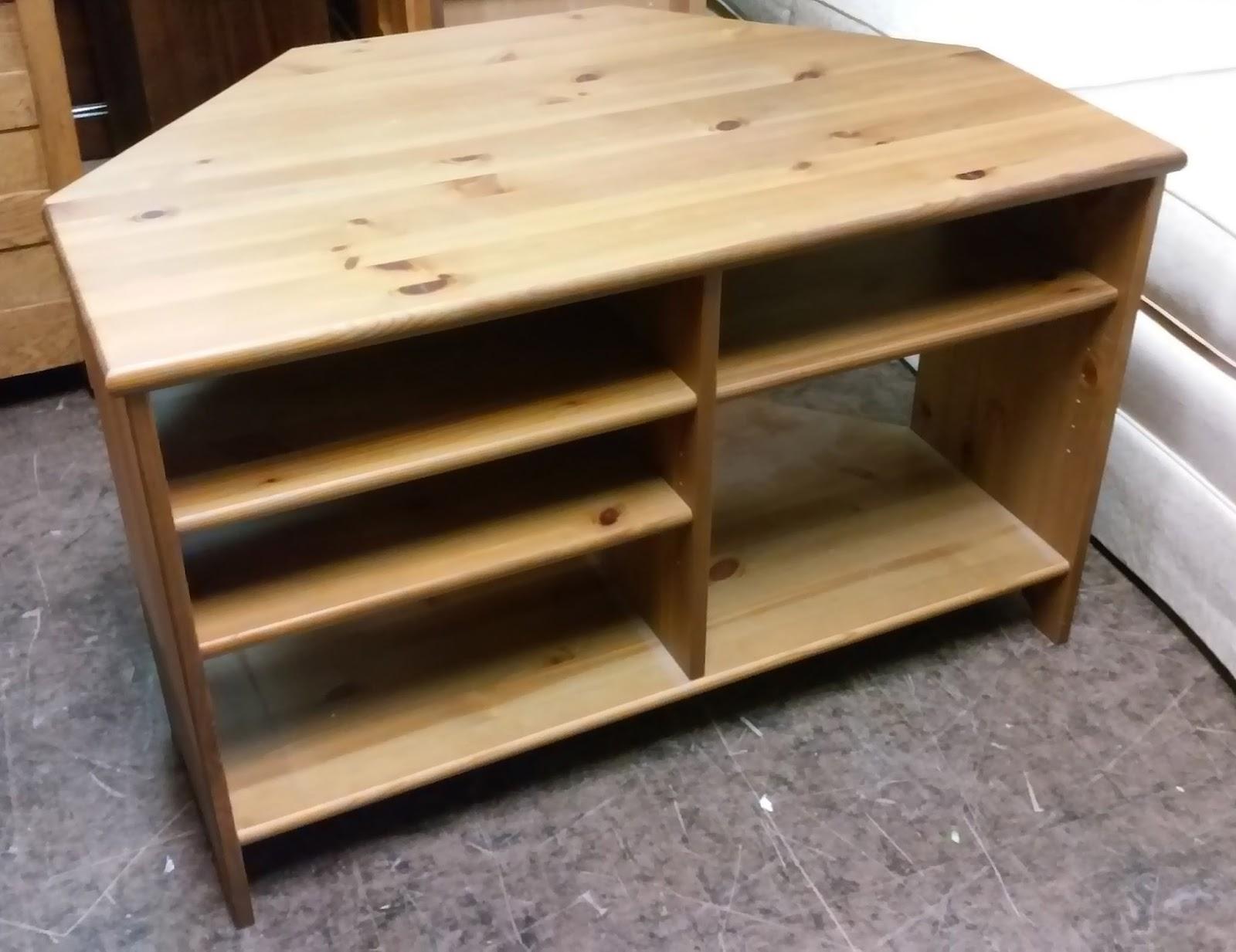 Uhuru Furniture Collectibles Bargain Buy Vintage Ikea Corner Tv Stand 15