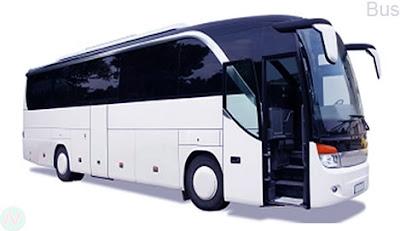 Bus, coach