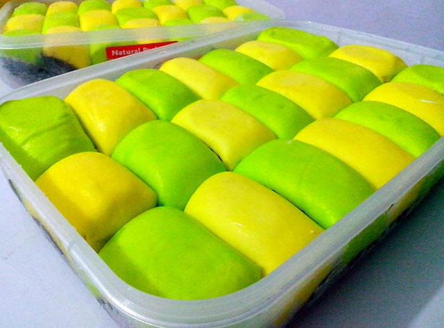Durian dan Pancake Durian Medan