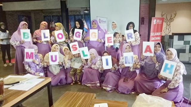 Blogger Muslimah Bandung Meet Up Bandung