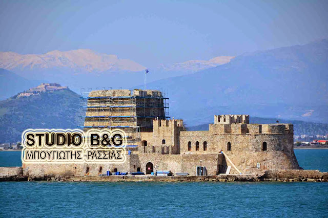 18 Ιουνίου 1822: Οι επαναστατημένοι Έλληνες καταλαμβάνουν το Μπούρτζι