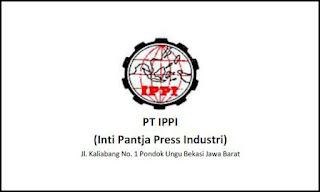 Lowongan Pekerjaan Terbaru Operator Produksi PT IPPI (Inti Pantja Press Industri)