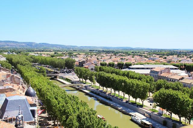 narbonne aude france monument balade tourisme sud