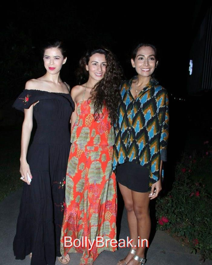Sucheta Sharma, Pia Trivedi, Monica Dogra, Sushmita Sen Hot HD Images at Spa Launch