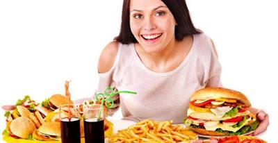 8 Makanan Yang Tak Boleh Dikonsumsi Wanita Hamil